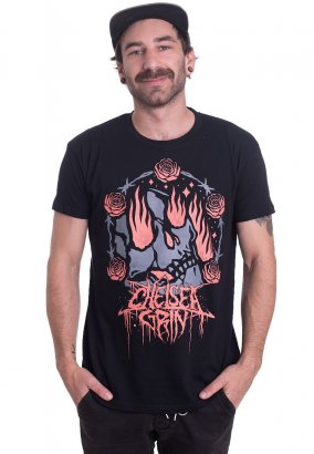 Chelsea Grin - Stay In Hell - T-Shirt