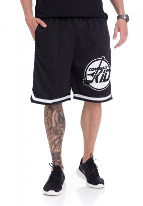 Comeback Kid - Circle Striped - Shorts