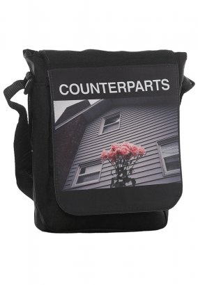 Counterparts - Flower Small Messenger - Bag