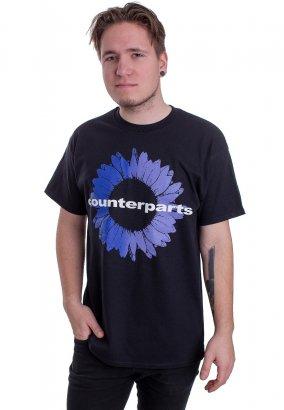 Counterparts - Keep Me Close - T-Shirt