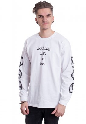 Counterparts - Nothing White - Longsleeve