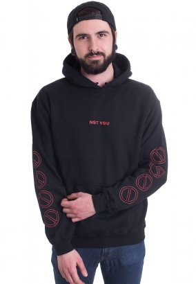 Counterparts - Red Not You - Hoodie