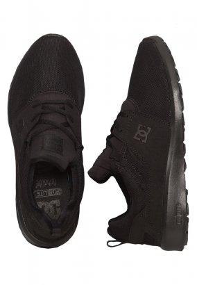 DC - Heathrow Black/Black/Black - Schuhe