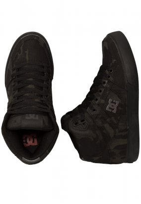 DC - Pure High Top WC TX SE Camo - Skor