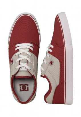 DC - Tonik TX Dark Red - Shoes