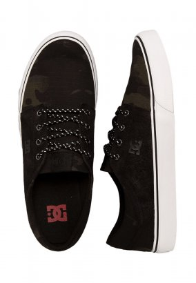 DC - Trase TX SE Camo Black - Chaussures