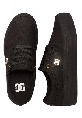 DC - Trase Platform TX SE Black/Black - Girl Shoes