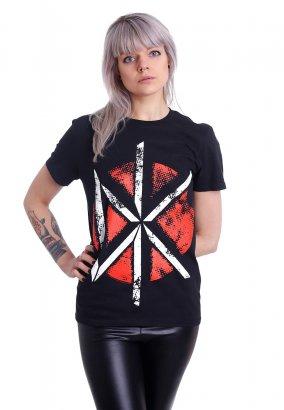 Dead Kennedys - Distressed DK Logo - T-Shirt