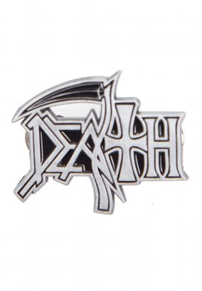 Death - Logo - Pin