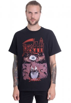 Death - Symbolic - T-Shirt