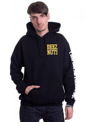 Deez Nuts - You Got Me Fucked Up - Hoodie
