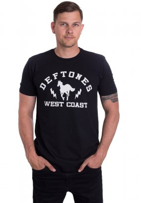 Deftones - California - T-Shirt