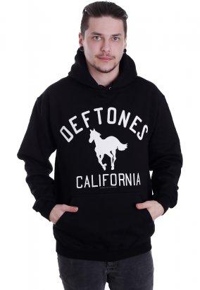 Deftones - Classic Pony - Felpa con cappuccio