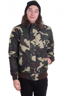 Dickies - Cornwell Camouflage - Casaco