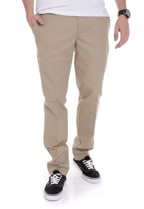 Dickies - Slim Fit Work 872 Khaki - Hose