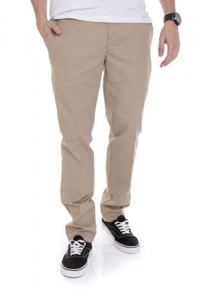 Dickies - Slim Fit Work 872 Khaki - Pants