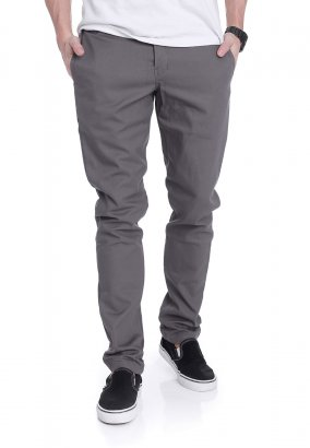 Dickies - Slim Skinny Work 803 Gravel Gray - Pants