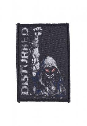 Disturbed - Eyes - Aufnäher