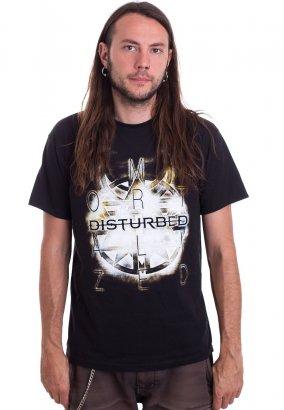 Disturbed - Symbol Immortalized - T-Shirt