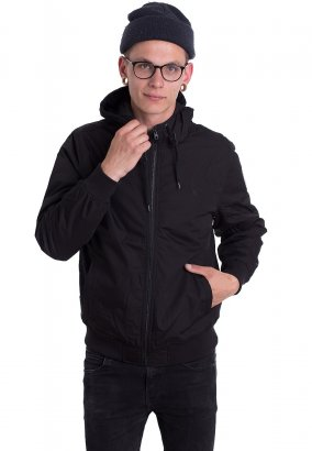 Element - Dulcey Flint Black - Chaqueta