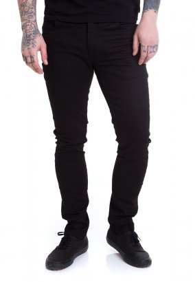Element - E01 Color Flint Black - Pantalones