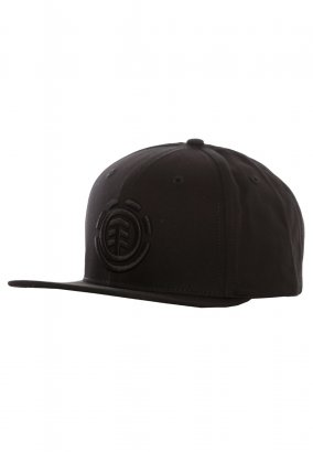Element - Knutsen Flint Black - Cap