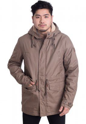 Element - Roghan Canteen Green - Jacke