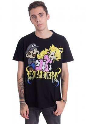 Emmure - New Mario - Camiseta
