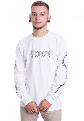 Emmure - Snake Eye White - T-Shirt a maniche lunghe
