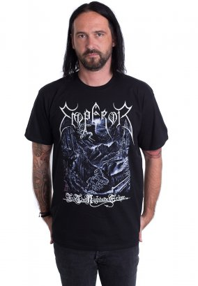 Emperor - In The Nightslide Eclipse - T-Shirt