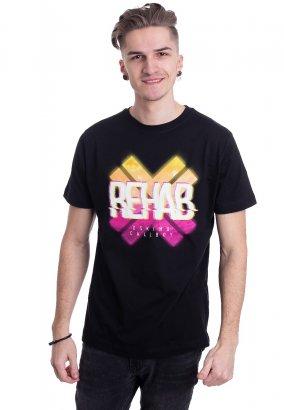 Eskimo Callboy - Rehab Glitched X - T-Shirt