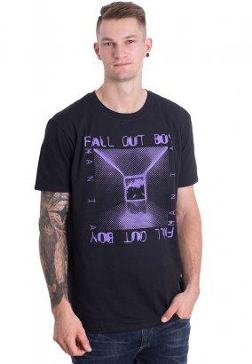 Fall Out Boy - Album Dots - T-Shirt
