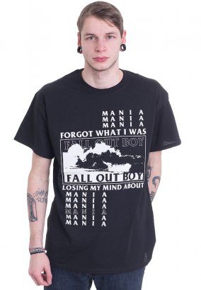 Fall Out Boy - Losing My Mind - T-Shirt