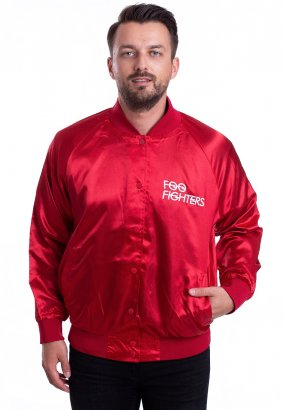 Foo Fighters - Bolt Logo Red - Jacke