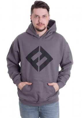Foo Fighters - Equal Logo Grey - Sweats à capuche