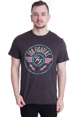 Foo Fighters - FF Air Charcoal - T-Shirt