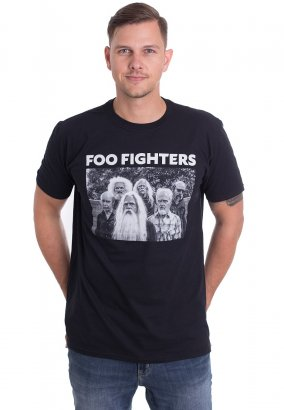 Foo Fighters - Old Band - T-Shirt