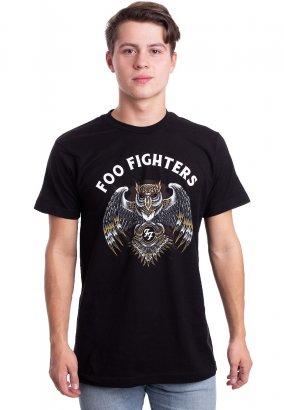 Foo Fighters - Owl - T-Shirt