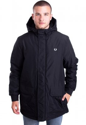 Fred Perry - Stockport Black - Jacket