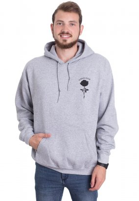 Fuchsteufelswild - Always Noir Grey - Hoodie