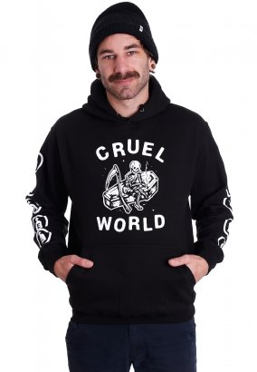 Fuchsteufelswild - Cruel World - Hoodie