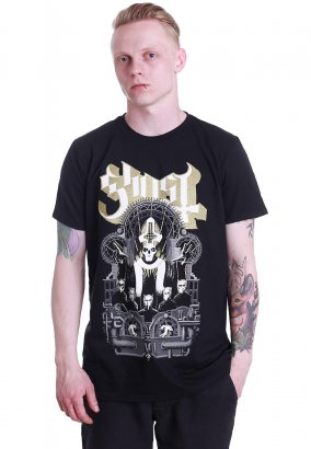 Ghost - Wegner - T-Shirt