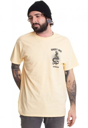Ghost Iris - Uncommon Unity Yellow - T-Shirt