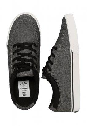 Globe - GS Black Chambray/White - Shoes