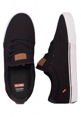 Globe - GS Black Hemp - Schuhe
