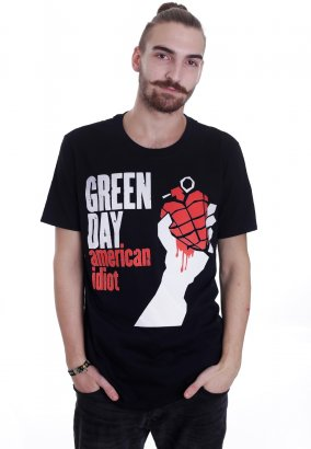 Green Day - American Idiot - T-Shirt