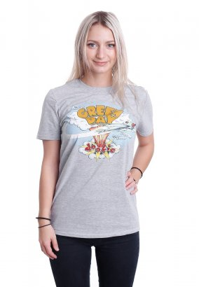 Green Day - Dookie Grey - T-Shirt