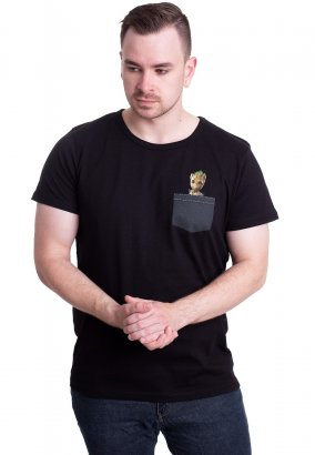 Guardians of the Galaxy - Pocket Groot - T-Shirt