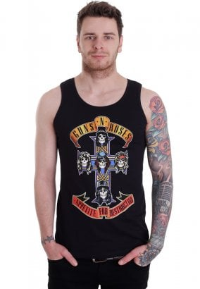 Guns N' Roses - Appetite For Destruction - Tank