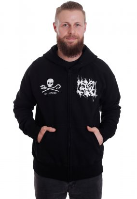 Heaven Shall Burn - Support Your Troops - Zipper